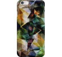 Colorful Geometric Abstract iPhone Case/Skin