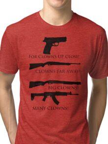 Clown Cure Tri-blend T-Shirt