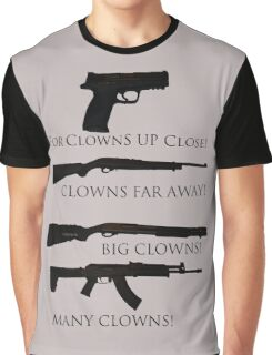 Clown Cure Graphic T-Shirt