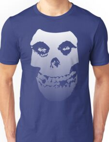 Halloween Advanced Cool Skulls Face Unisex T-Shirt