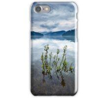 Lake Vidra in Romania iPhone Case/Skin
