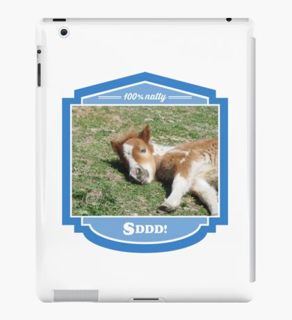 Swanson Doesn't Do Drugs! iPad Case/Skin
