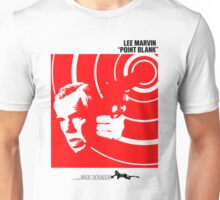 POINT BLANK - LEE MARVIN- Unisex T-Shirt