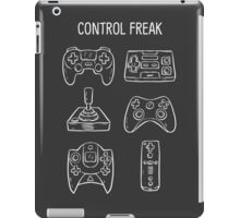 Control Freak Video Game Controller T Shirt iPad Case/Skin
