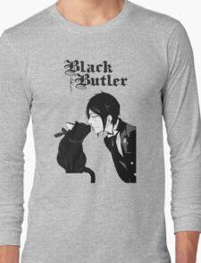 black butler Long Sleeve T-Shirt
