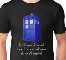 Important Unisex T-Shirt