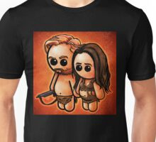 """Bright Eyes & Quiet Girl"" POOTERBELLIES Unisex T-Shirt"