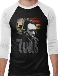 Albert Camus T-Shirt Men's Baseball ¾ T-Shirt