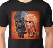 """DAMN Dirty Apes!"" POOTERBELLIES Unisex T-Shirt"