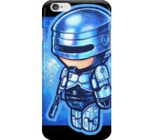 """""""Officer Murphy"""" POOTERBELLY iPhone Case/Skin"""