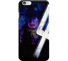 Dr Who The Fourth Doctor T-Shirt Tom Baker iPhone Case/Skin