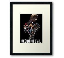 Resident Evil! Framed Print