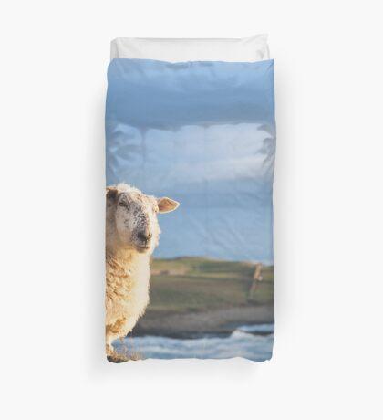Donegal Sheep Duvet Cover