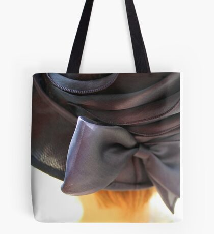 old woman's hat Tote Bag