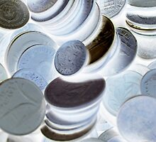 old coins by spetenfia