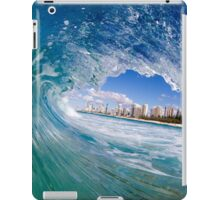 concrete horizon iPad Case/Skin