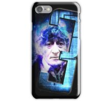 Dr Who The Third Doctor Jon Pertwee T-Shirt iPhone Case/Skin