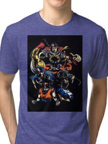 BEST SHONEN HERO Tri-blend T-Shirt