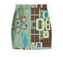 Atomic Green Zen Mini Skirt
