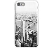 New York From a New Zenith 2016 iPhone Case/Skin