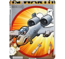 "WINGS Series ""A-10 WARTHOG"" iPad Case/Skin"