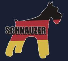 Schnauzer (German) Kids Clothes