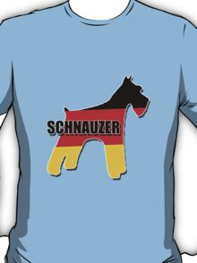 Schnauzer (German) T-Shirt