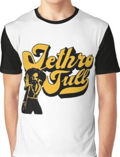 Jethro Tull Graphic T-Shirt