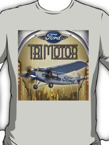 """WINGS Series """"Tri Motor"""" T-Shirt"""