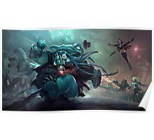 League Of Legends - FanArt Poster
