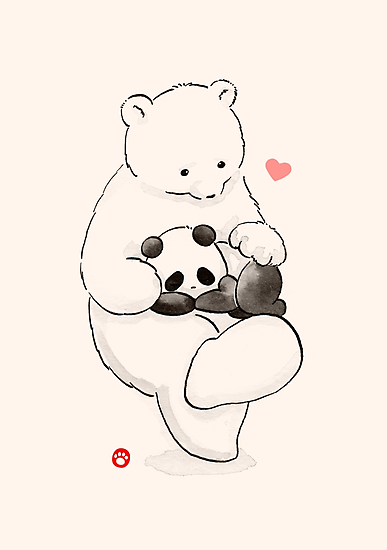 Panda Therapy by Panda And Polar Bear