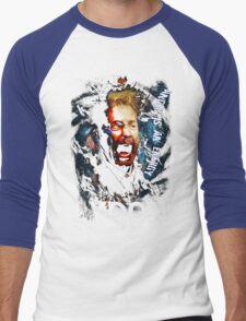 John Lydon Sex Pistols PiL T-Shirt Men's Baseball ¾ T-Shirt