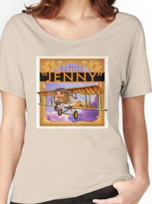 """WINGS Series """"JENNY"""" Women's Relaxed Fit T-Shirt"""