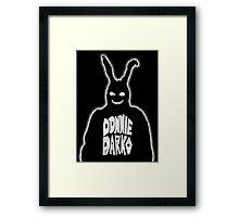 "Donnie Darko ""Frank the Bunny"" Framed Print"