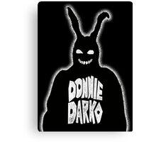 "Donnie Darko ""Frank the Bunny"" Canvas Print"