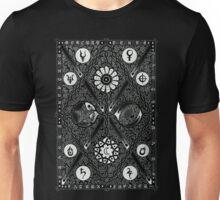 Cosmica - Negative Unisex T-Shirt