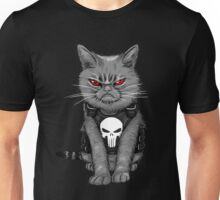 cat  punisher  Unisex T-Shirt