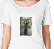 Matrix Attitude The Vortex - Keanu Reeves  Women's Relaxed Fit T-Shirt