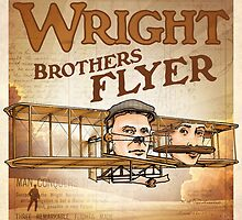 "WINGS Series ""WRIGHT BROS"" by Pat McNeely"