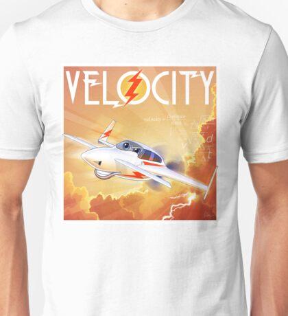 "WINGS Series ""VELOCITY"" Unisex T-Shirt"