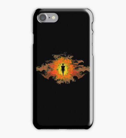 The Dark Lord of Mordor iPhone Case/Skin