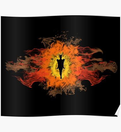 The Dark Lord of Mordor Poster
