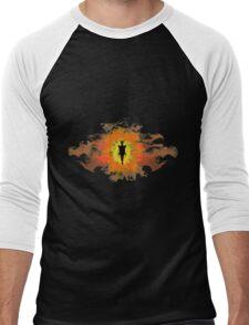 The Dark Lord of Mordor Men's Baseball ¾ T-Shirt