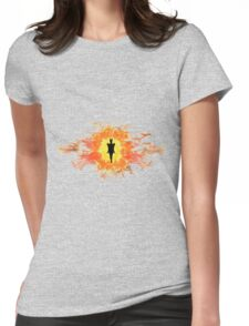 The Dark Lord of Mordor Womens Fitted T-Shirt