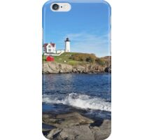 Cape Neddick Lighthouse iPhone Case/Skin