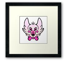 Funtime Foxy Framed Print