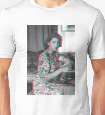 Queen Elizabeth streetwear Unisex T-Shirt