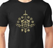 Hero of Time Coat of Arms Unisex T-Shirt