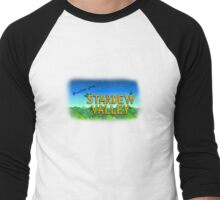 Greetings from Stardew Valley Men's Baseball ¾ T-Shirt
