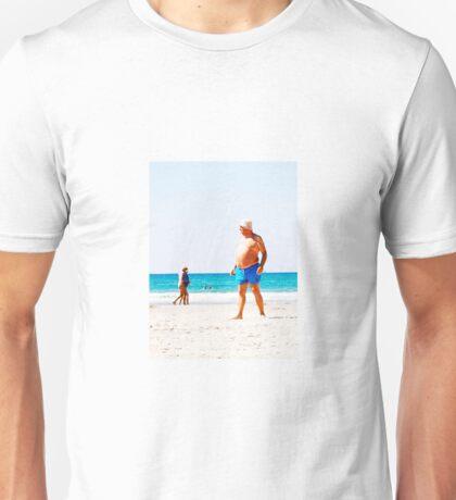 Beach Man Streetwear Unisex T-Shirt